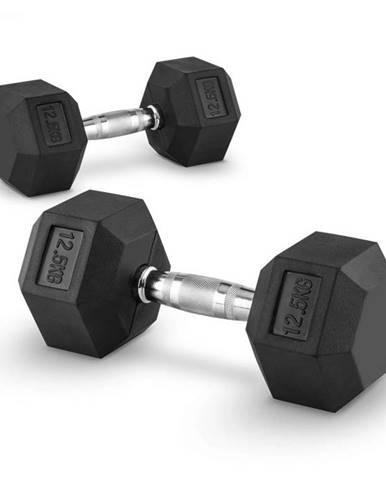 Capital Sports Hexbell 12,5, 12,5kg, dvojica krátkoručných činiek (dumbbell)