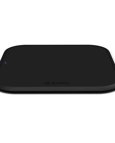 Bezdrôtová nabíjačka Zens Single 10W čierna