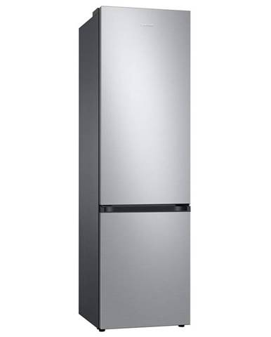 Kombinácia chladničky s mrazničkou Samsung Rb38t600dsa/EF strieborn