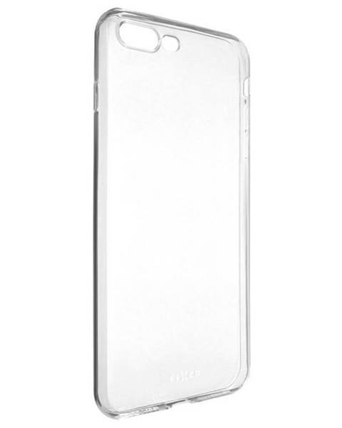FIXED Kryt na mobil Fixed Skin na Apple iPhone 7 Plus/8 Plus priehľadný