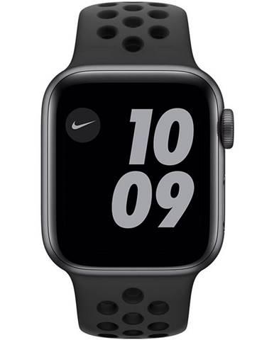 Inteligentné hodinky Apple Watch Nike SE GPS 44mm púzdro z vesmírne