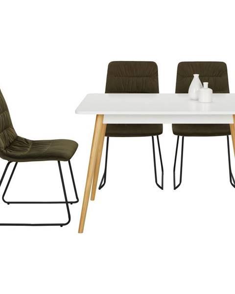 Möbelix Jedálenský Stôl Anouka *cenový Trhák*