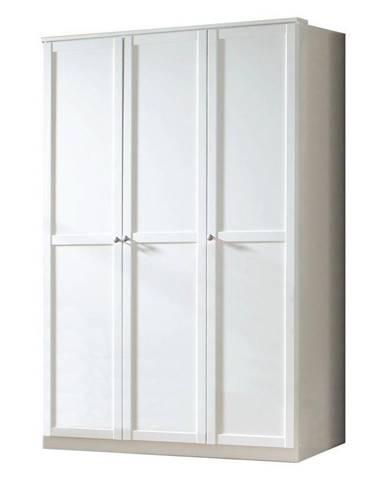 Šatníková Skriňa Filou Šírka 135cm