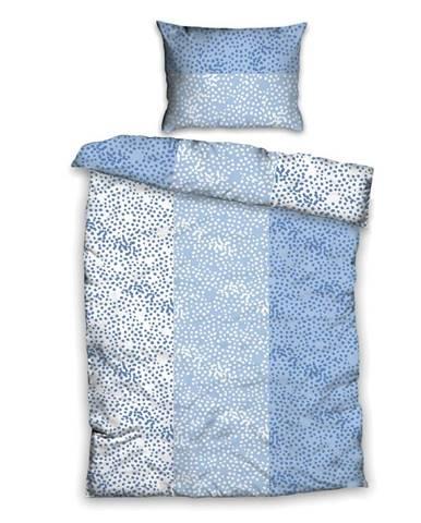 Posteľná Bielizeň Greta, 140/200cm, Modrá