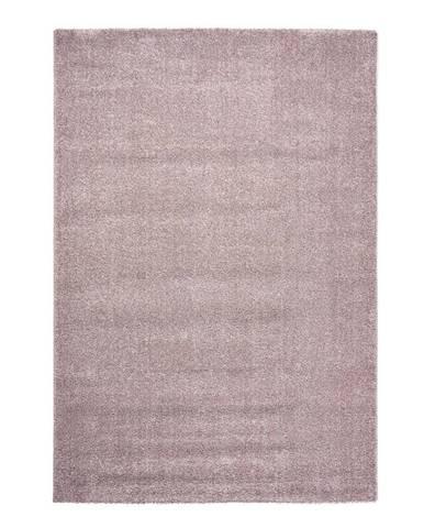Tkaný Koberec Rubin 1, 80/150cm, Ružová