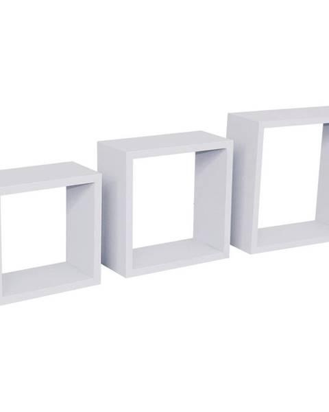 Möbelix Nástenný Regál Simple 3