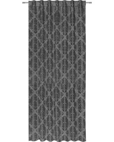 Hotový Záves Charles, 140/245 Cm, Sivá