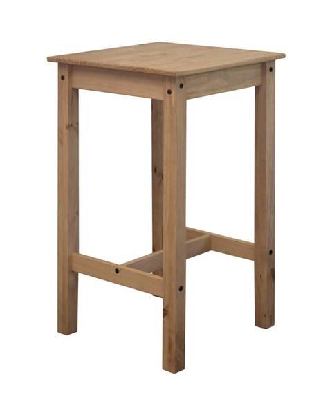 IDEA Nábytok Barový stôl CORONA 2 vosk 16118