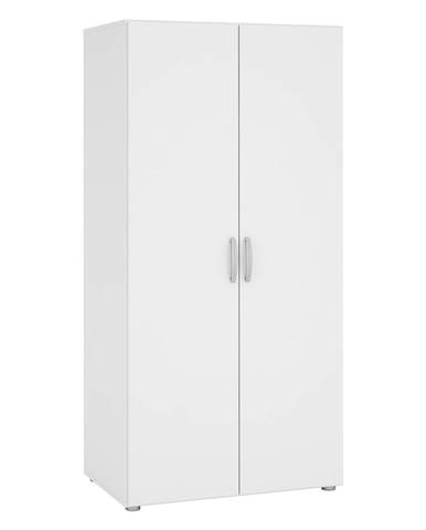 Skriňa 2-dverová 480507 biela