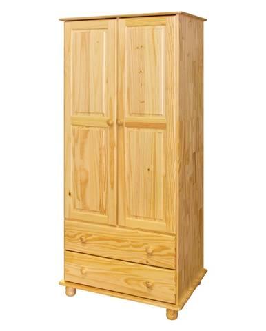Skriňa 2-dverová 8850 lak