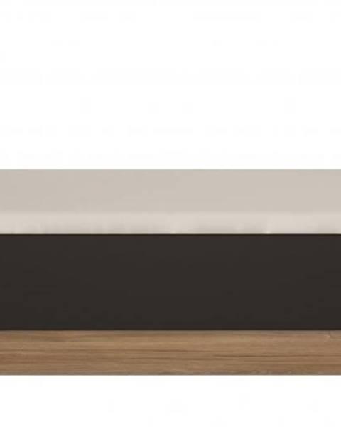 ArtExt ArtExt Manželská posteľ MONACO TYP MOAL01 140x200