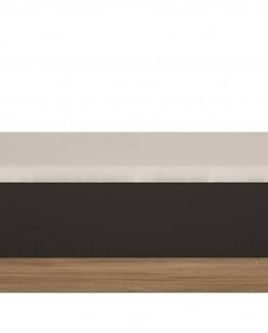 ArtExt Manželská posteľ MONACO TYP MOAL01 140x200