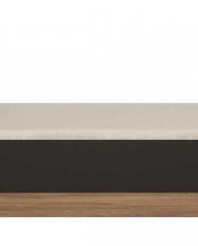 ArtExt Manželská posteľ MONACO TYP MOAL02 160x200