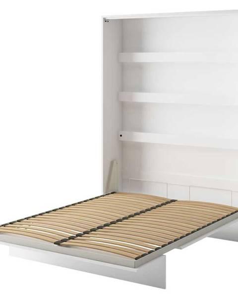 Dig-net nábytok Dig-net nábytok Sklápacia posteľ BED CONCEPT BC-01p | biely lesk