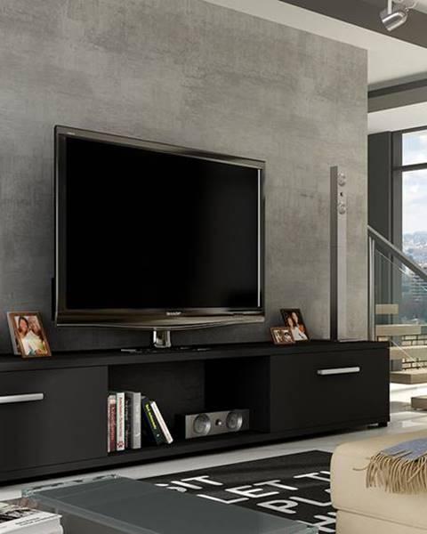 ArtAdr ArtAdr TV stolík ARIDEA / čierna