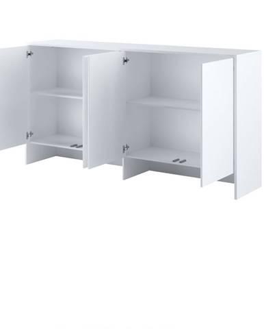 Dig-net nábytok Nadstavec pre sklápaciu posteľ BED CONCEPT BC-11p | biely lesk