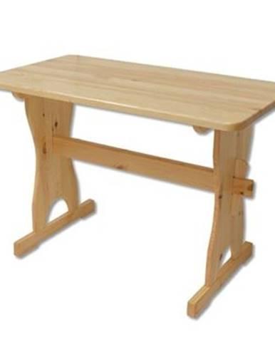 Drewmax Stôl - masív ST103 | 120cm borovica