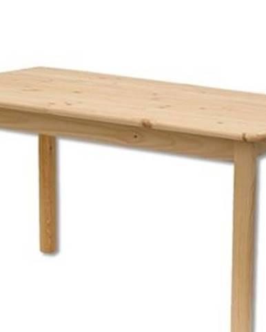 Drewmax Stôl - masív ST104 | 80cm borovica