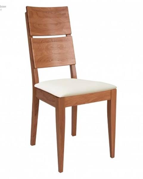Drewmax Drewmax Jedálenská stolička - masív KT373 / dub