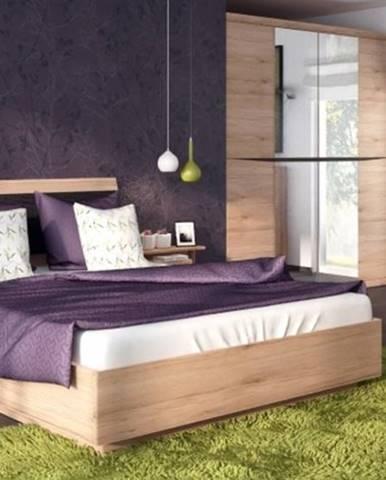 ArtExt Manželská posteľ SUMMER TYP 92 / 160x200