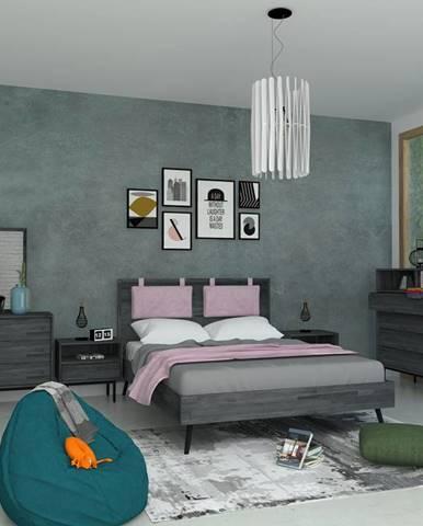 Livin Hill Manželská posteľ CAPELLA CAP BQ01