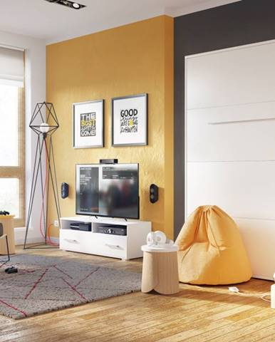 Dig-net nábytok Sklápacia posteľ Concept  PRO CP-02 /120x200