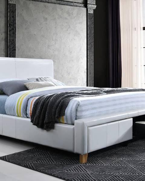 Signal Manželská posteľ NEAPOLI 160x200