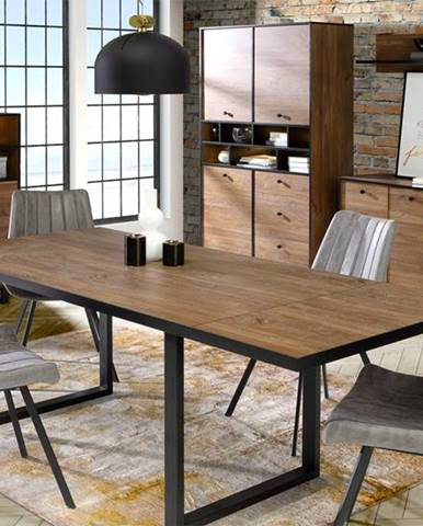 Forte Jedálenský stôl Sewill TBLT402