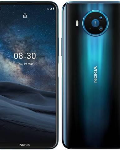 Mobilný telefón Nokia 8.3 5G modrý