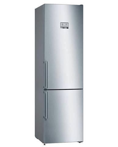 Kombinácia chladničky s mrazničkou Bosch Serie | 6 Kgn39hiep nerez