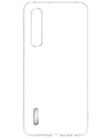 Kryt na mobil Huawei Clear Case na P30 priehľadný