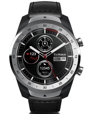 Inteligentné hodinky Mobvoi TicWatch Pro 2020 strieborné