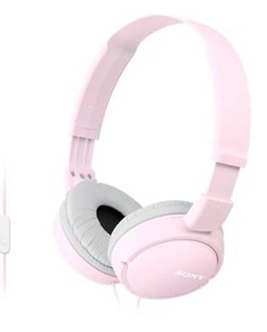 Slúchadlá Sony Mdrzx110app.CE7 ružová