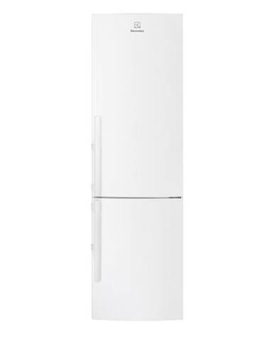 Kombinácia chladničky s mrazničkou Electrolux Lnt4tf33w1 biela