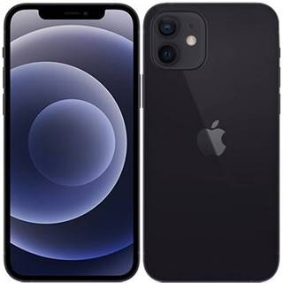 Mobilný telefón Apple iPhone 12 mini 256 GB - Black