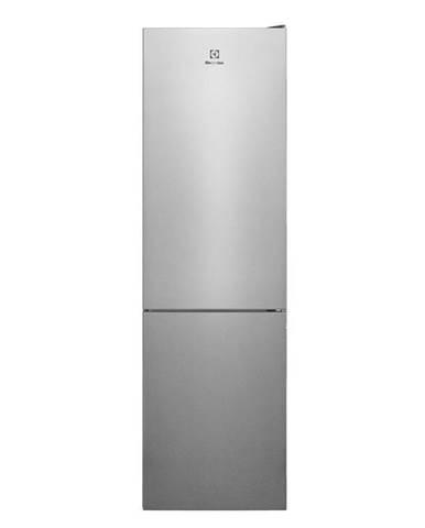 Kombinácia chladničky s mrazničkou Electrolux Lnc7me34x1 nerez