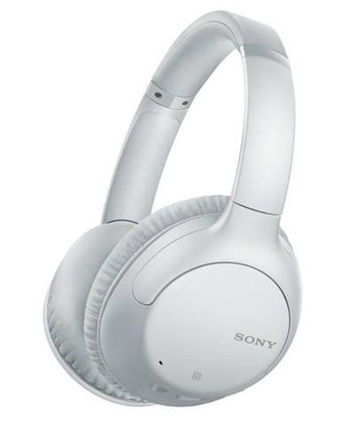 Slúchadlá Sony WH-Ch710nw biela