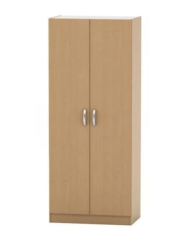 2-dverová skriňa buk BETTY 2 BE02-002-00