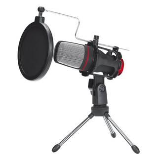 Mikrofón Marvo MIC-02 čierny