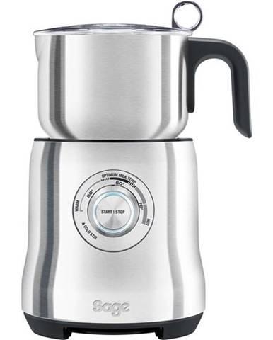 Automatický speňovač mlieka Sage BMF600 strieborn