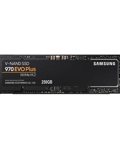 SSD Samsung 970 EVO Plus M.2 250GB