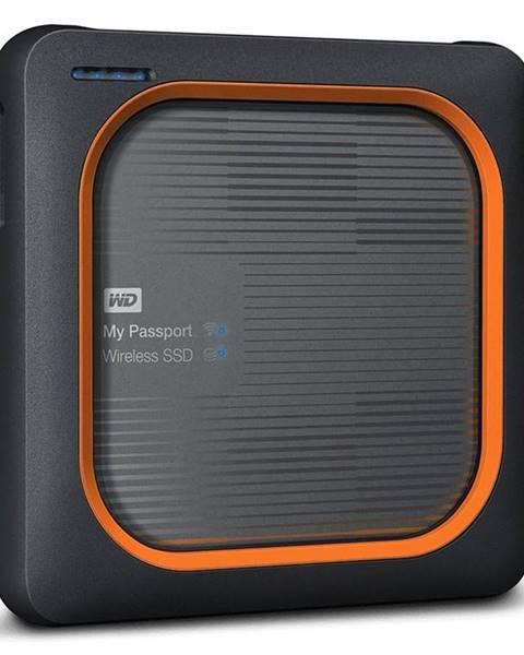 Western Digital Sieťové úložište Western Digital My Passport Wireless SSD 250GB