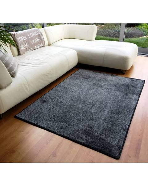 Tescoma Vopi Kusový koberec Apollo soft antracit, 140 x 200 cm