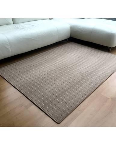 Vopi Kusový koberec Valencia béžová, 60 x 110 cm