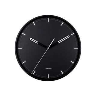 Dizajnové nástenné hodiny KA5774BK Karlsson 40cm