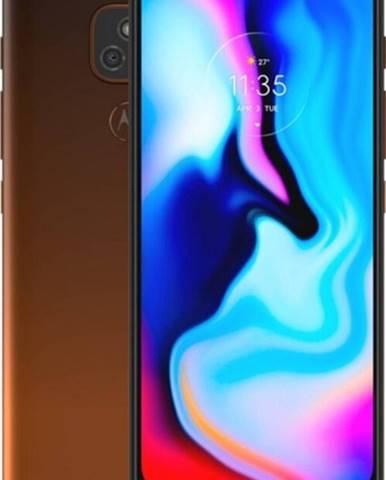 Mobilný telefón Motorola E7 Plus 4GB/64GB, oranžová