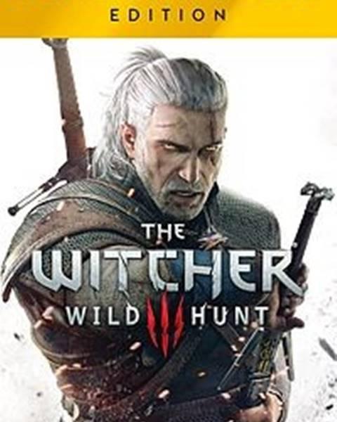 Microsoft Xbox One - Zaklínač 3: Divoký hon edice hra roku