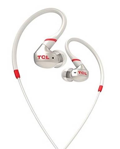 Športové slúchadlá TCL ACTV100WT, biele