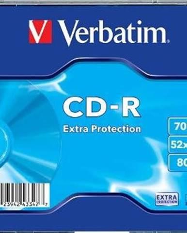 Verbatim CD-R 700MB 52x, 1ks