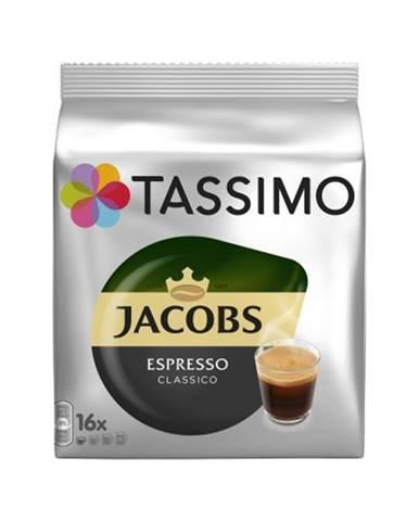 Kapsule Tassimo Jacobs Espresso, 16 ks